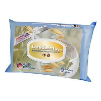 LENIDERM WIPES POCKET 40STRAPP