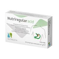 NUTRIREGULAR ACID 20CPR MAST