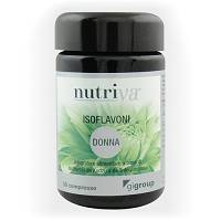 NUTRIVA DONNA ISOFLAVONI 50CPR