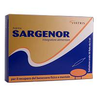 SARGENOR F INTEGRAT 20F