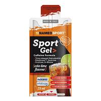 SPORT GEL COLA LIME 25ML