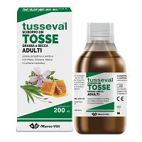 TUSSEVAL SCIROPPO TOSSE ADULTI