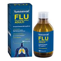 TUSSEVAL SOL ORALE ADULTI200ML