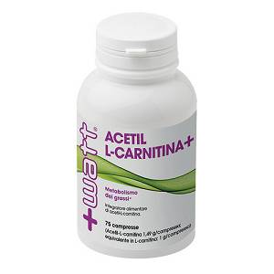 ACETIL L CARNITINA+ 75CPR