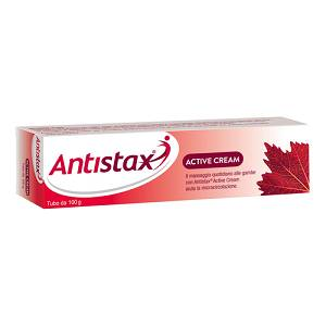 ANTISTAX ACTIVE CREAM 100G