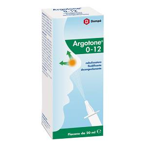 ARGOTONE 0-12 SPRAY NAS 20ML
