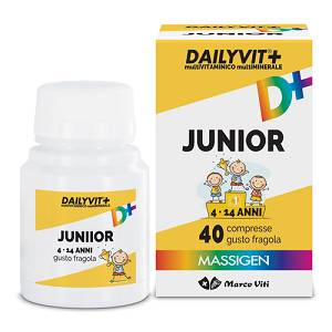DAILYVIT+ JUNIOR 40CPR MAST