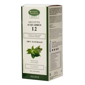 DECOTTO 12 ACQUADREN S/GLUT