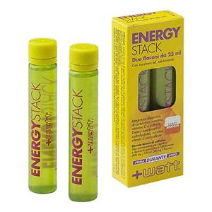 ENERGY STACK TONICO 2FX25ML