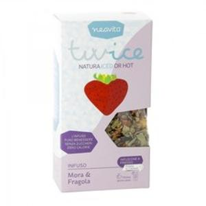 INFUSO TWICE MORA/FRAGOLA 100G