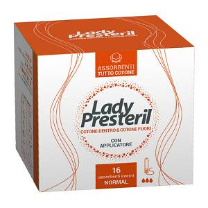 LADY PRESTERIL AS INTERNO NORM