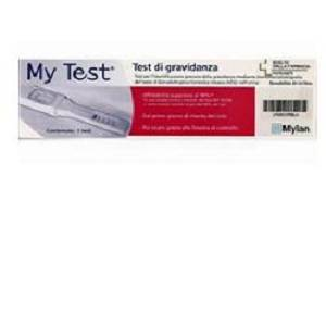 MYTEST HCG RAPID TEST GRAVID 1