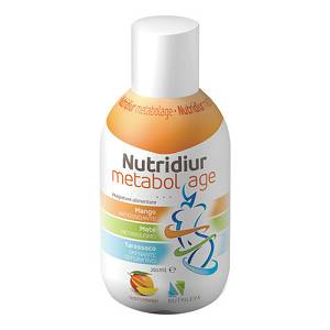 NUTRIDIUR METABOLAGE 240ML