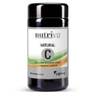 NUTRIVA NATURAL C 60CPR MASTIC