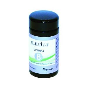 NUTRIVA VITAMINA B GI GROUP 50
