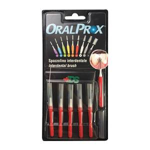ORALPROX BLISTER 6PZ MIS 5 RO
