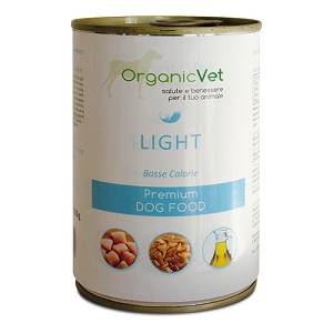 ORGANICVET UM LIGHT CAN 400G