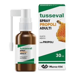 TUSSEVAL GOLA PROP SPRAY AD