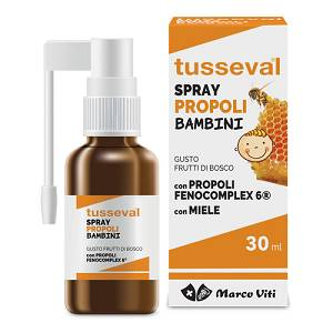 TUSSEVAL GOLA PROP SPRAY BB